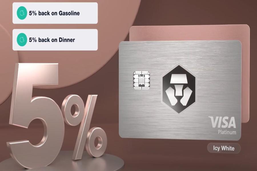 VISA CRO CARD najlepšia cashback karta s benefitmi na trhu