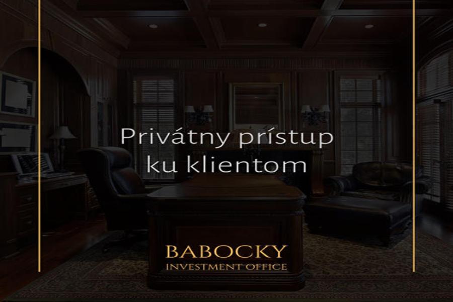 MARTIN BABOCKÝ investičný youtube kanál s užitočnými radami
