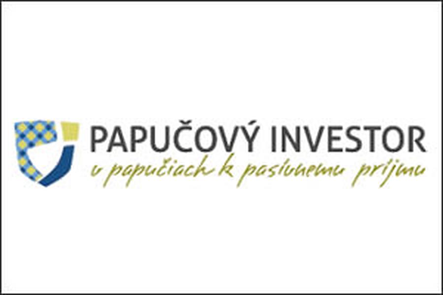 PAPUČOVÝ INVESTOR  výborný investičný web a blog Nora Nepelu