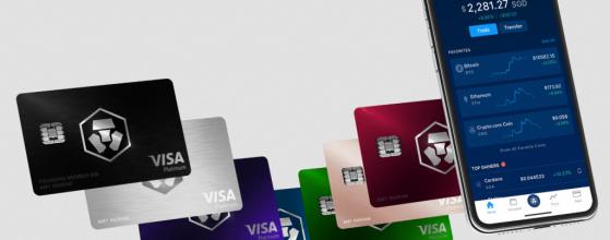 VISA CRO cards