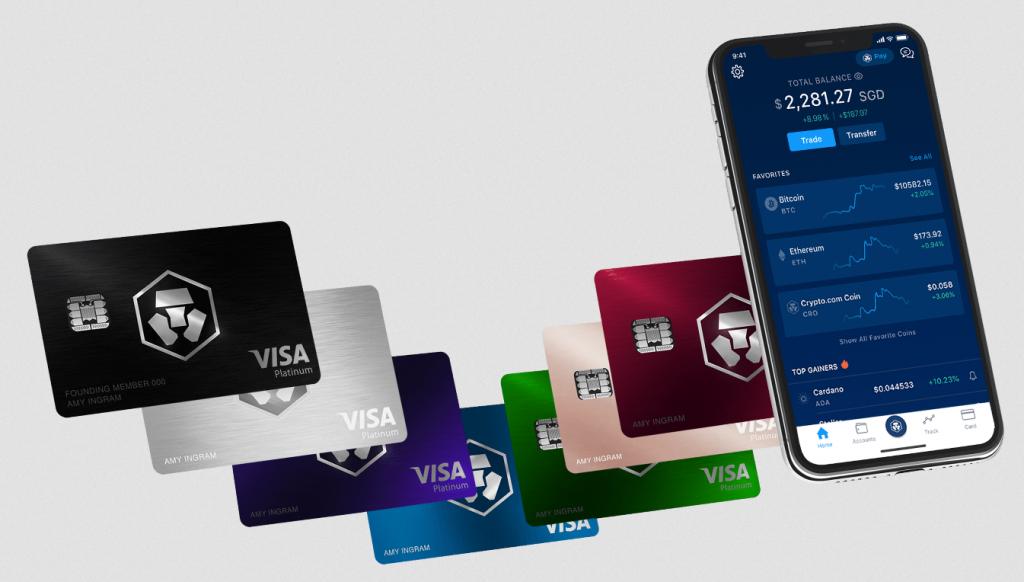 Najlepšia cashback VISA karta s benefitmi na trhu a zároveň rozumná brána do sveta kryptomien